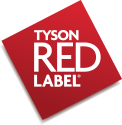 Tyson Red Label Logo