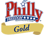 Philly Freedom Gold Logo