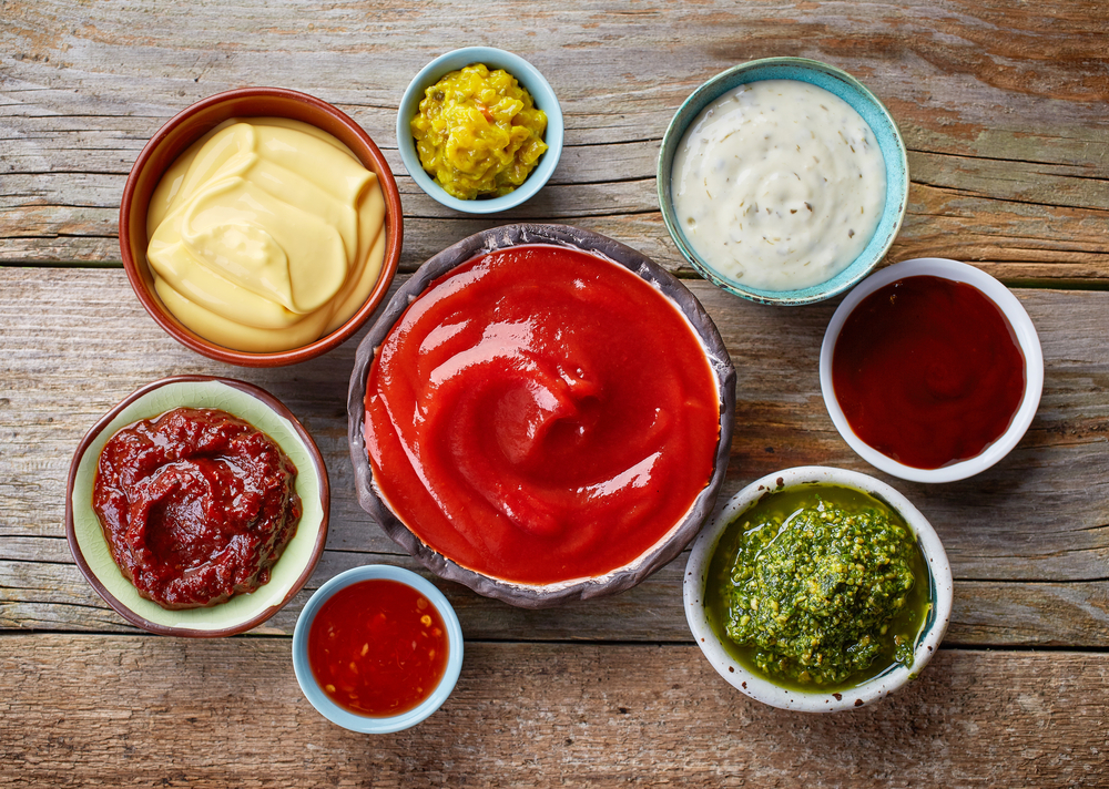 Condiments and sauces to impact flavor trends