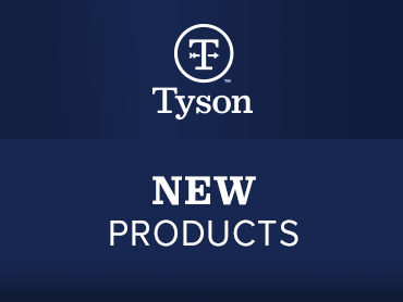 tyson new products