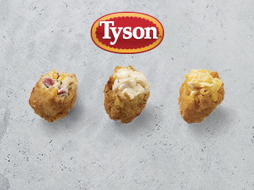 tyson loaded chicken bites