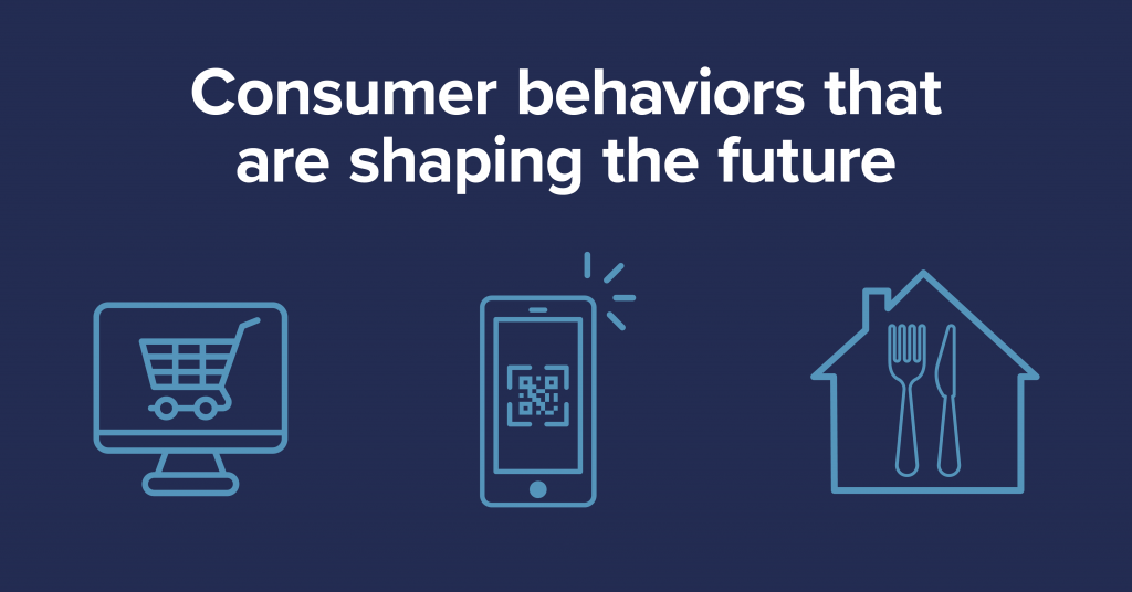 Consumer Behaviors that are shaping the future