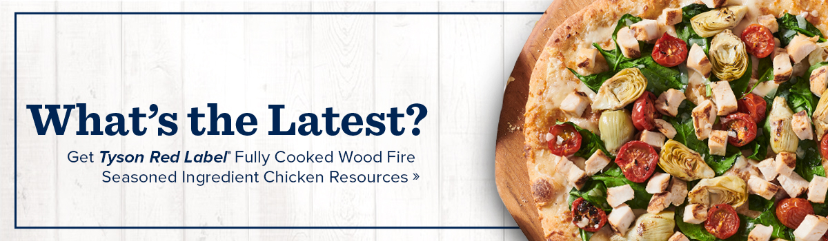 Tyson Red Label Fully Cooked Wood Fire Seasoned Ingredient Chicken Resources