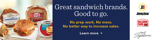 great sandwich brands with pictures of sandwiches and Jimmy Dean, Hillshire, Pierre Signature brands